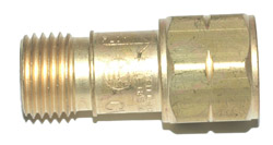 CHECK VALVE for FUEL GAS - TORCH MOUNT