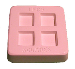 SQUARES CASTING MOLD - LITTLE FRITTERS