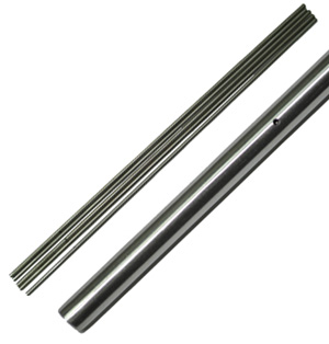 "HOLLOW BEAD (PUFFY'S) MANDREL - 1/8"" x 12"" - 5 PACK"