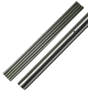 "HOLLOW BEAD (PUFFY'S) MANDREL - 3/16"" X 12"" - 5 PACK"