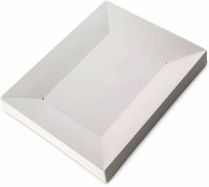 MEDIUM RECTANGLE PLATE - 8949