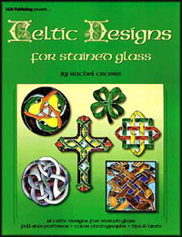 CELTIC DESIGNS FOR STAINED GLASS