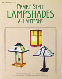 PRAIRIE STYLE LAMPSHADES AND LANTERNS