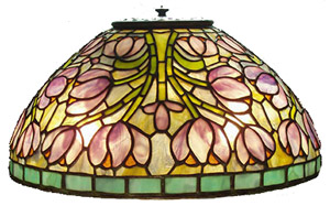 "CROCUS DOME - 14"" *"