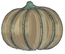 BEVELLED PUMPKIN