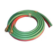 "T TYPE HOSE - 12' x 1/4"" - CLEAN CUT ONE END"