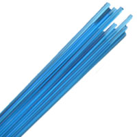 LIGHT AQUA STRINGERS - 034