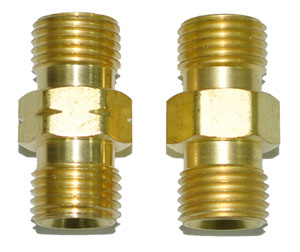 PIGTAIL TO FLASHBACK ARRESTOR COUPLERS