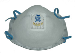 DISPOSIBLE PARTICLE MASK - P95