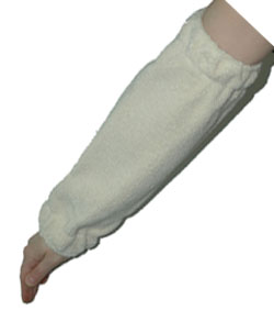 "16"" TERRY CLOTH SLEEVE - EACH"