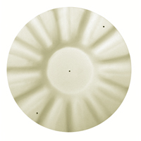 DEEP SUNBURST MOLD - 6.5""