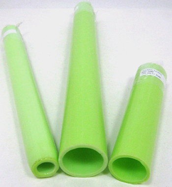 KIWI TUBING by TAG GLASS