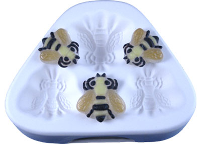 HONEY BEES CASTING MOLD
