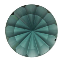 FLUTED JEWEL - 35mm BLUE