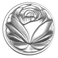 ROSE JEWEL - 40MM CLEAR