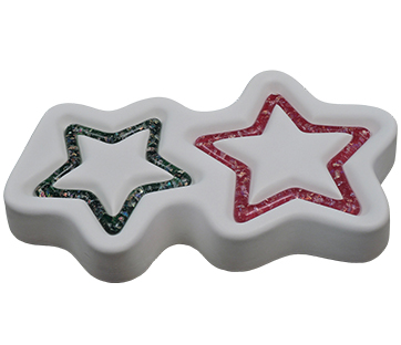 HOLIDAY STAR CASTING MOLD
