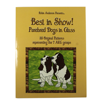 BEST IN SHOW - PUREBRED DOGS IN GLASS