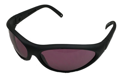 RECSPEC BIKER FRAME GLASSES - FOR SOFT GLASS