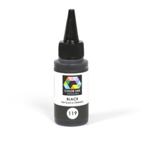 COLOR LINE PEN, BLACK, 2.2 OZ. (62 g)
