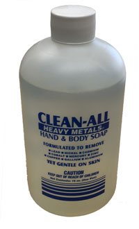 CLEAN-ALL HAND SOAP