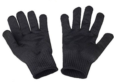 FLAME RESISTANT RHOVYL ANTI-STATIC STRING KNIT GLOVES (PRICED PER PAIR)