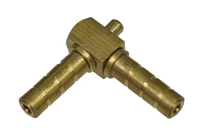 "SWIVEL - 1/4"" X 90° - DOUBLE ENDED"