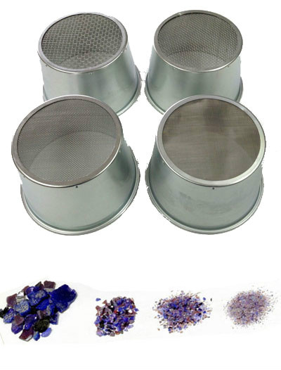 FRIT SIFTER - 4 PC. SET