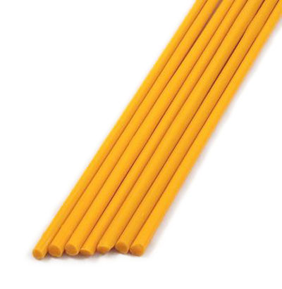 YELLOW RODS by HINDU KUSH COLOUR