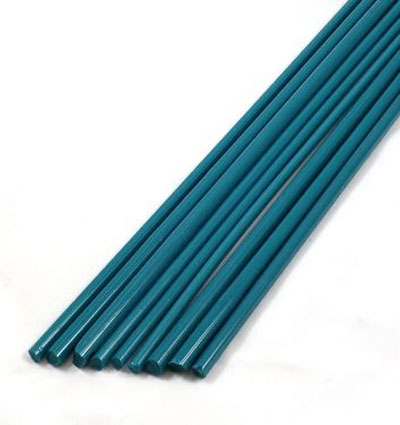 TURQUOISE RODS by HINDU KUSH COLOUR