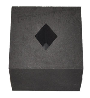 GRAPHITE OPTIC MOLD - DIAMOND