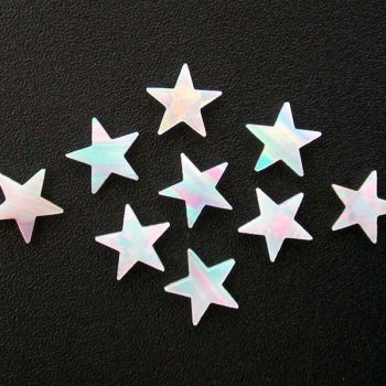 GILSON OPALS - WHITE STAR - 5mm