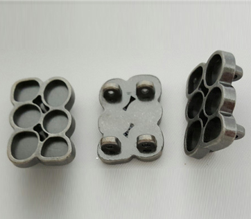 PEBBLE BEAD MOLD (3 PC)