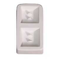 SQUARE BUTTON MOLD - CPI