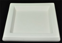 SQUARE TILE SLUMPING MOLD - 4""