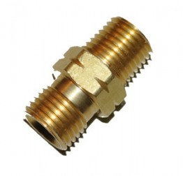 "ADAPTOR from 1/4"" NPT to ""B"" HOSE FITTING - LH"