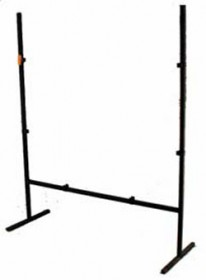 DISPLAY STAND - WROUGHT IRON