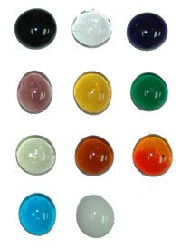 SYSTEM 96 GLASS PEBBLES (SOLD INDIVIDUALLY)