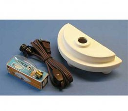 LARGE HALF BASE LAMP KIT MOLD by CPI