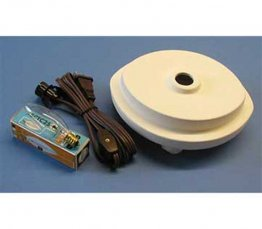LARGE FULL BASE LAMP KIT MOLD by CPI