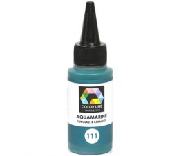 COLOR LINE PAINT AQUAMARINE