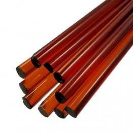 AUTUMN AMBER BORO ROD - 12mm