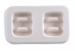 HOLEY BUCKLE MOLD - 2 by CPI