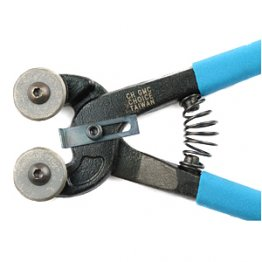 CHOICE WHEELED GLASS NIPPERS