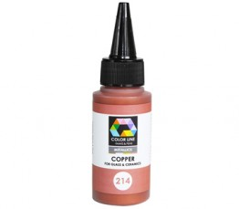 COLOR LINE PAINT COPPER