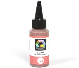 COLOR LINE PAINT CORAL