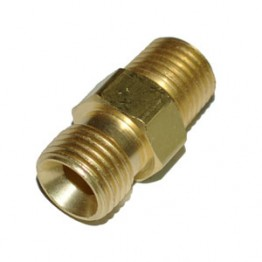 "ADAPTOR from 1/4"" NPT to ""B"" HOSE FITTING - RH"
