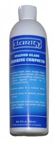 CLARITY FINISHING COMPOUND - 12oz