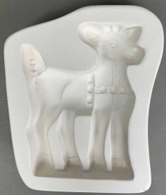 DEER FRIT CAST MOLD for STAND-UP by CPI