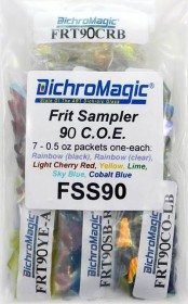 DICHRO MAGIC DICHROIC FRIT SAMPLE PACK