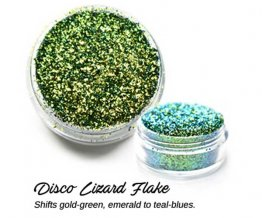 DISCO LIZARD FLAKE by LUMIERE LUSTERS™